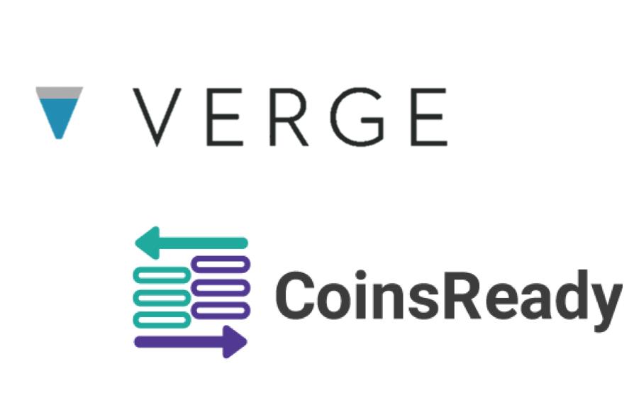 Verge(バージ/XVG)がブラジルの両替所CoinsReadyで対応可能に