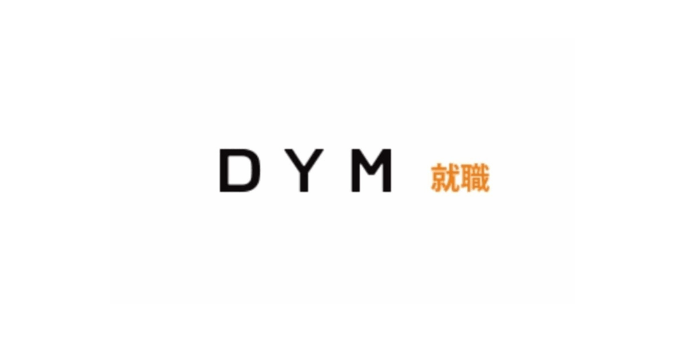 DYM就職のロゴ