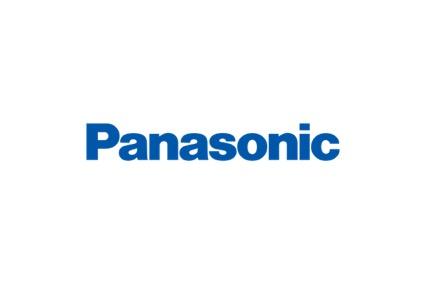 パナソニックのロゴ(青)