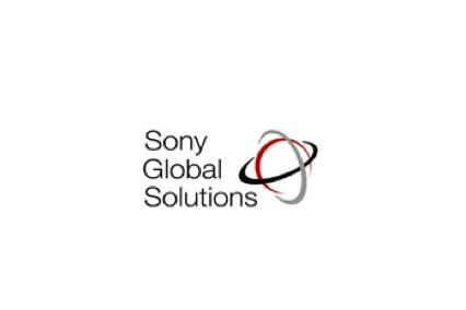 ソニーグローバルソリューションズのロゴ