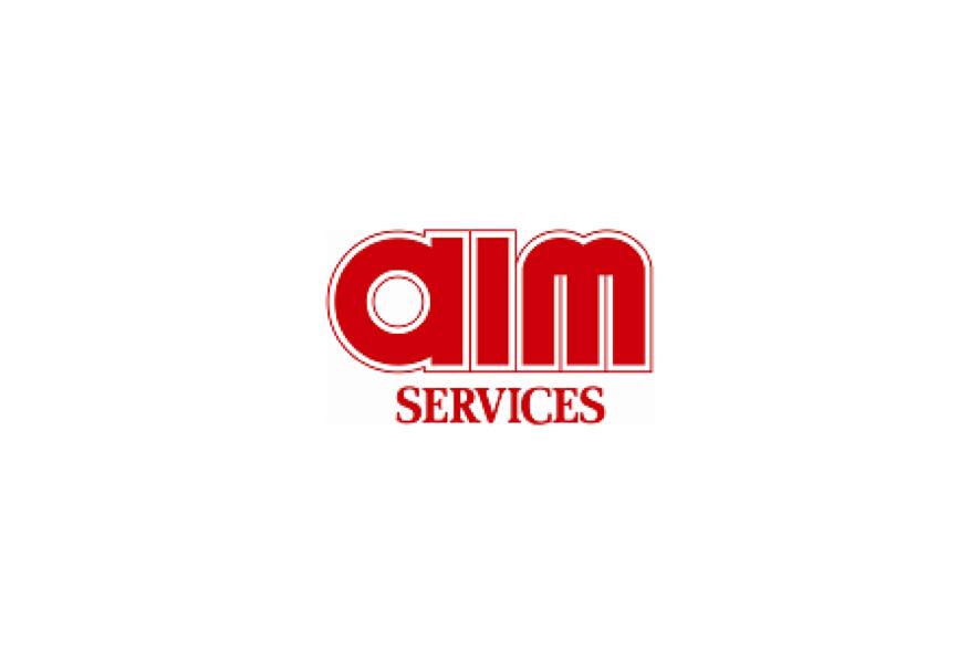 エームサービスのロゴ