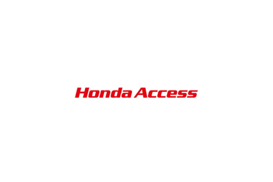 ホンダアクセスのロゴ