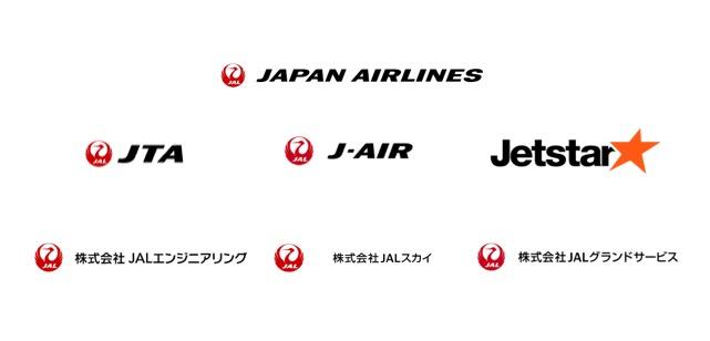 JALグループのロゴ