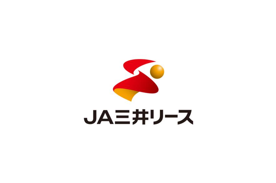 JA三井リースのロゴ