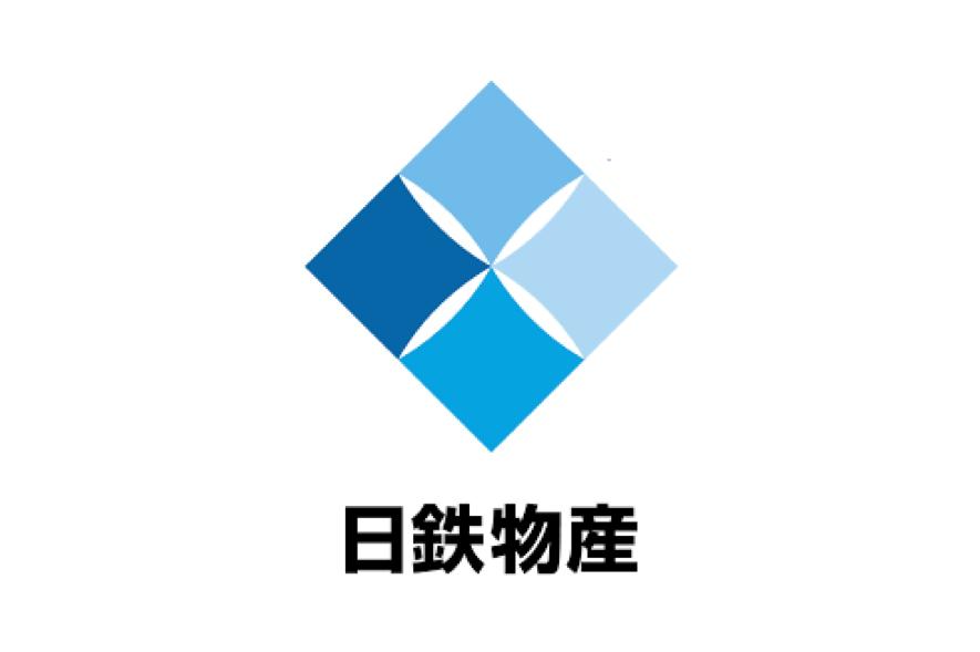 日鉄物産のロゴ