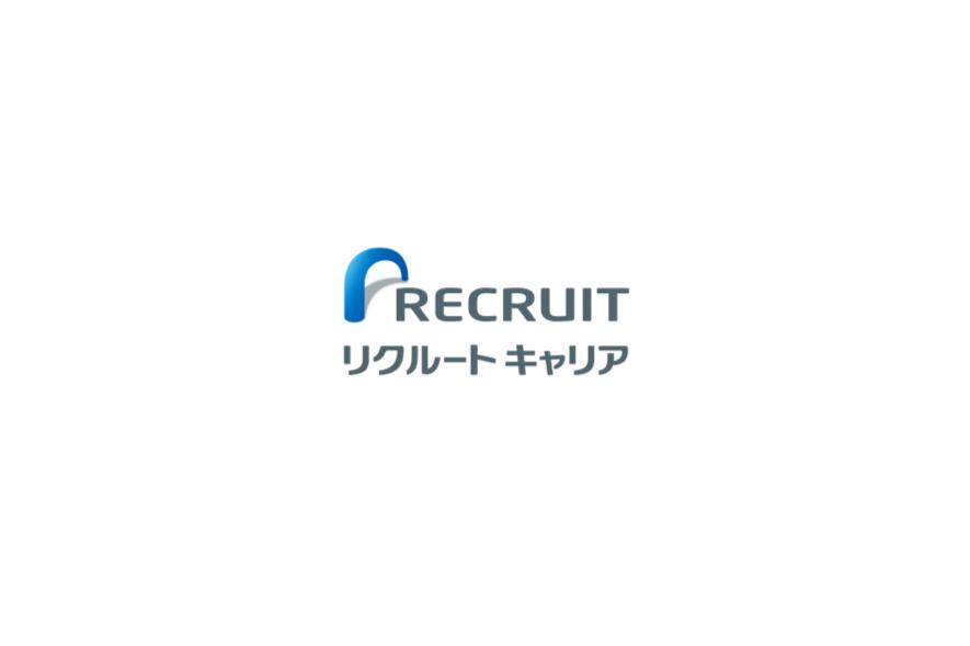 リクルートキャリアのロゴ