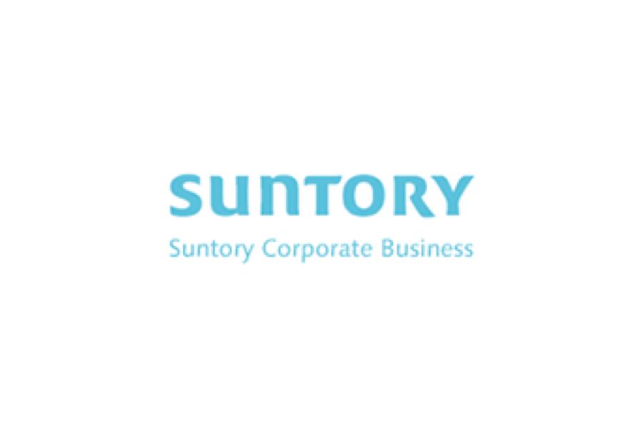 サントリーコーポレートビジネスのロゴ