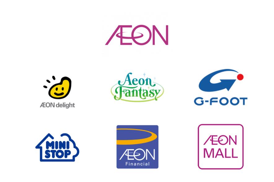 イオングループのロゴ