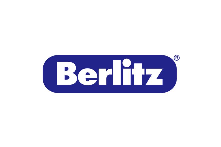 ベルリッツのロゴ