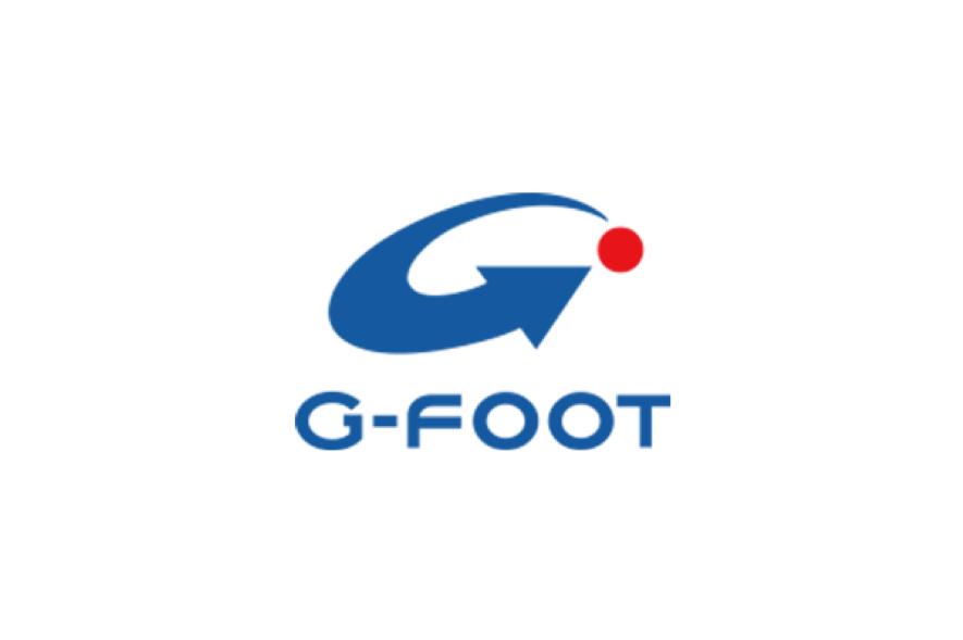 ジーフットのロゴ