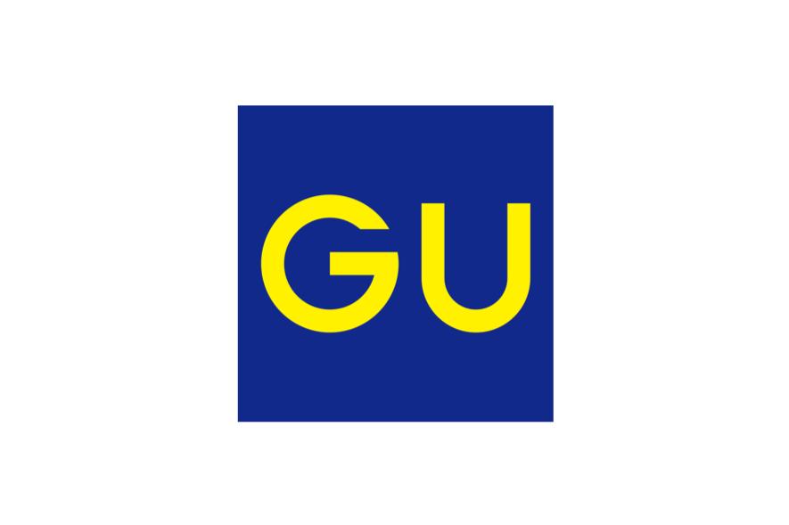ジーユーのロゴ