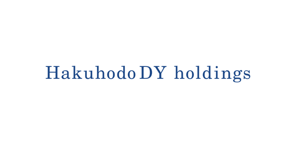 博報堂DYホールディングスのロゴ