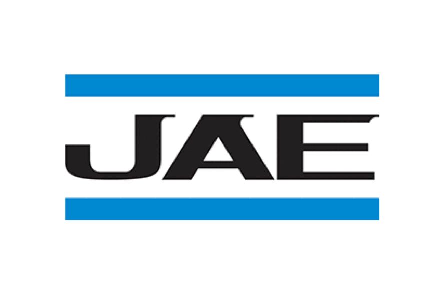 日本航空電子工業のロゴ