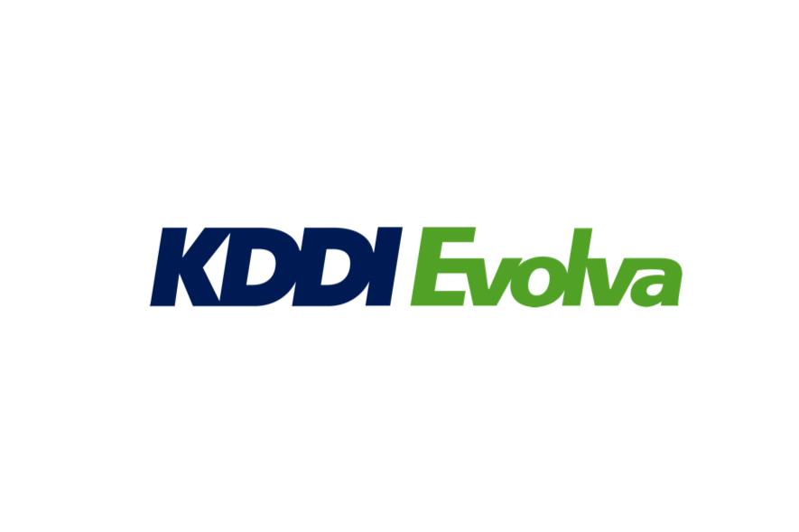 KDDIエボルバのロゴ