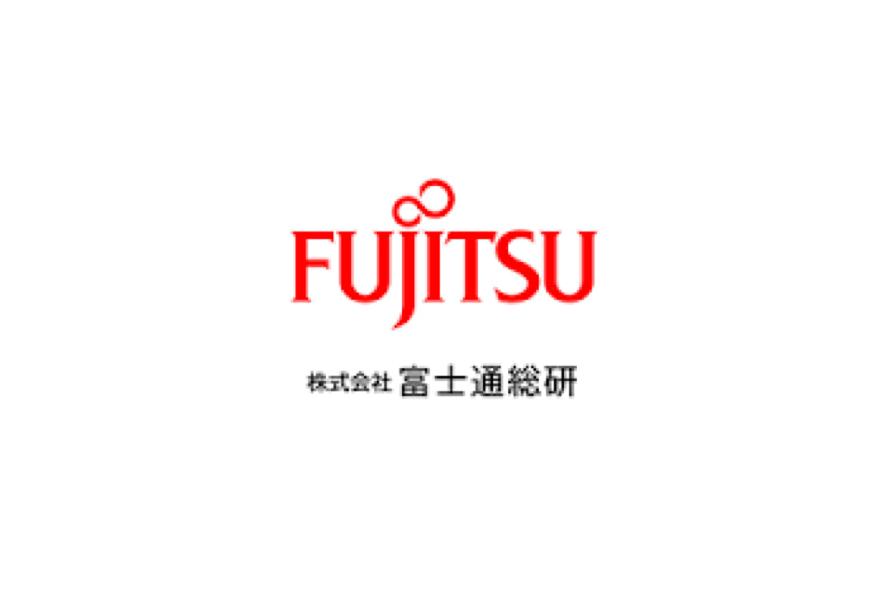 富士通総研のロゴ