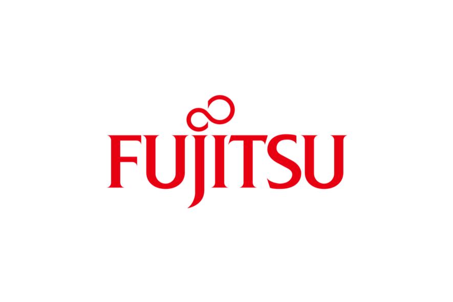 富士通のロゴ