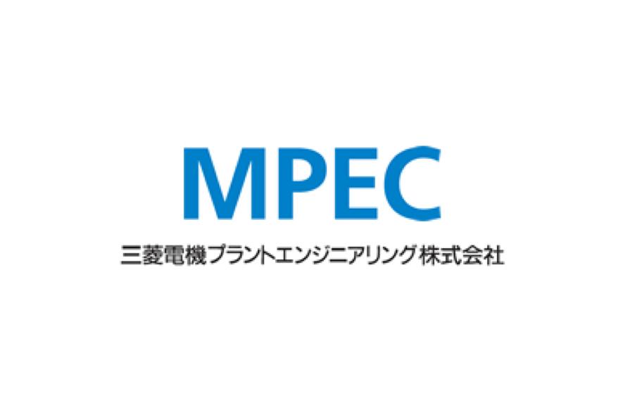 三菱電機プラントエンジニアリングのロゴ