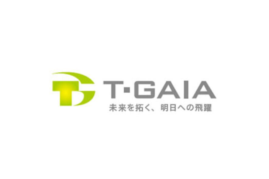 ティーガイアのロゴ