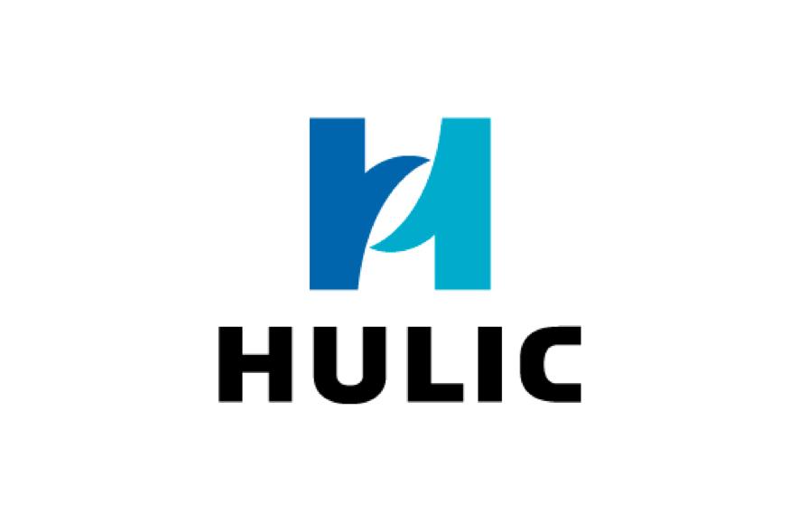 ヒューリックのロゴ