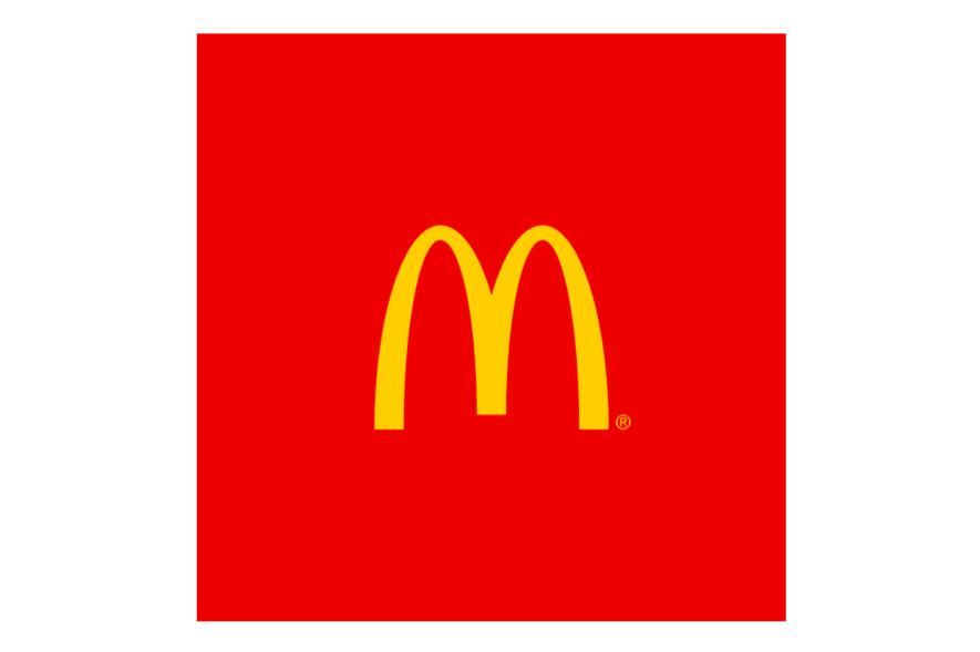 日本マクドナルドのロゴ