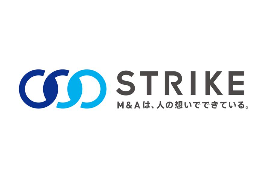ストライクのロゴ