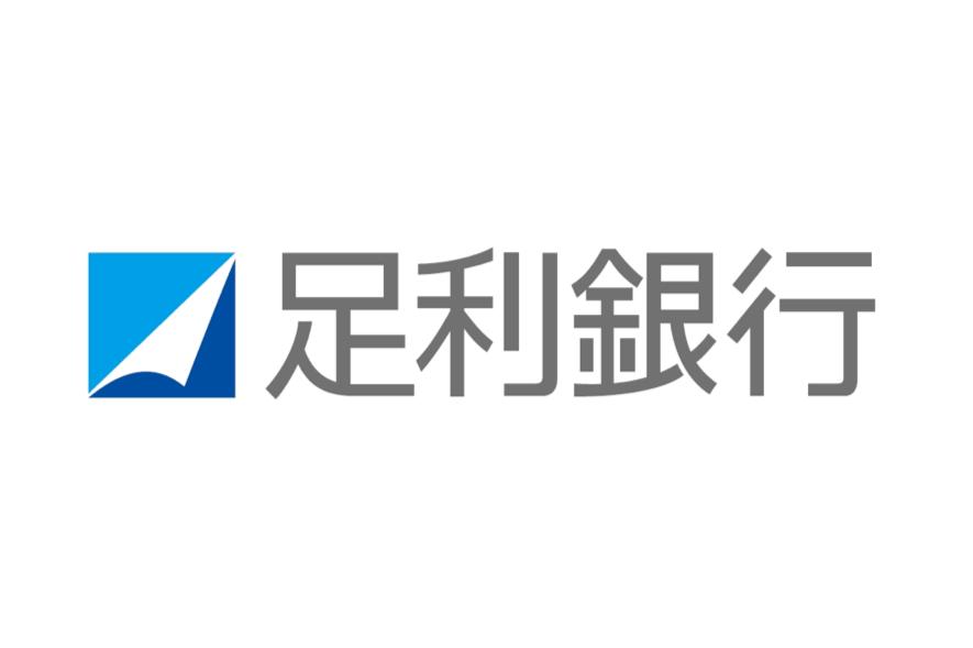 足利銀行のロゴ
