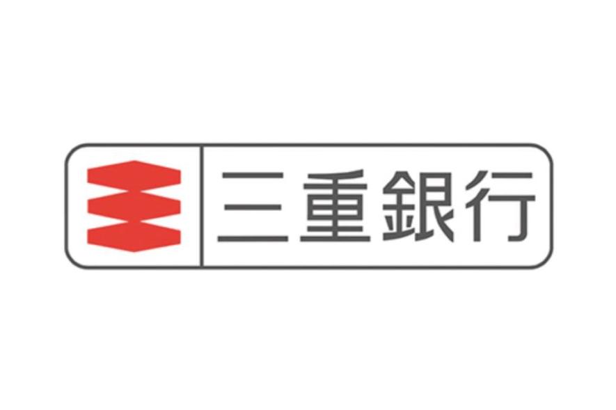 三重銀行のロゴ
