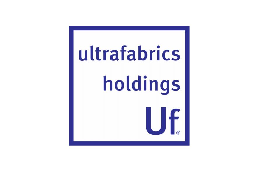 ウルトラファブリックス・ホールディングスのロゴ