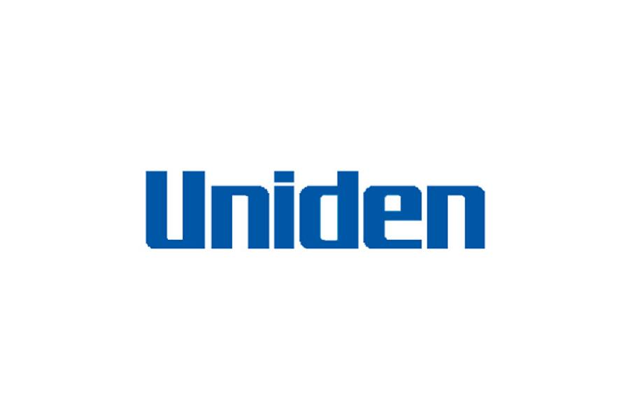 ユニデンホールディングスのロゴ