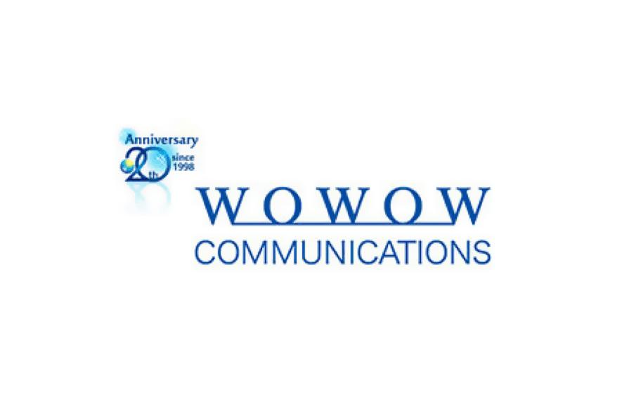 WOWOWコミュニケーションズのロゴ
