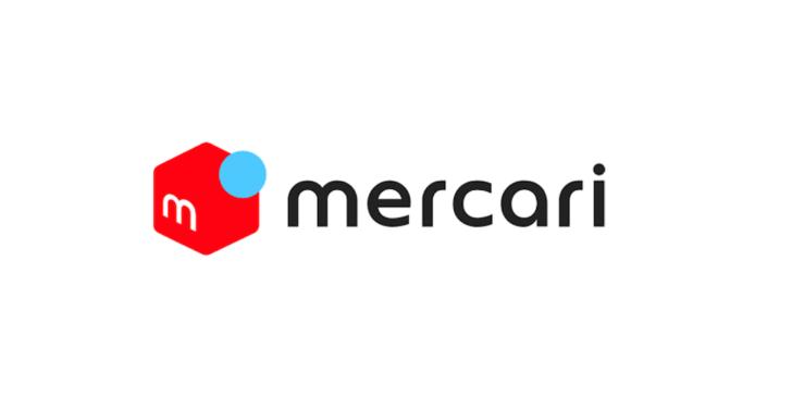 mercari(メルカリ)のロゴ