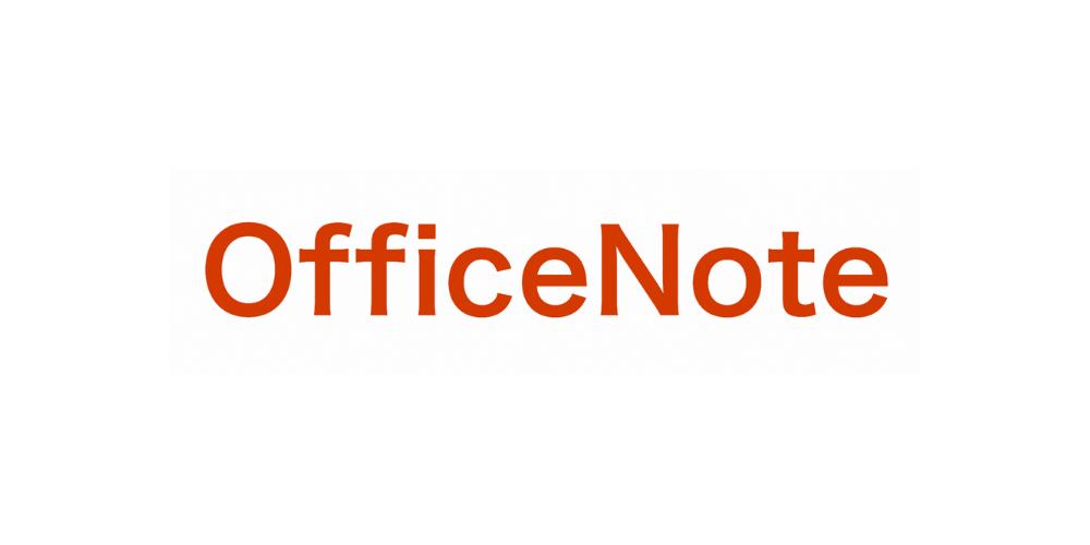 OfficeNoteのキャッチ